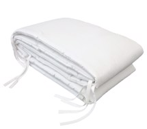 Bedding Percale White, Organic - Summerville