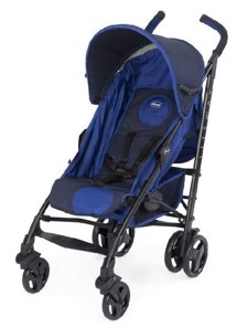 Barnvagn Lite Way Royal Blue Chicco