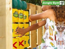 Jungle Gym X och O modul set